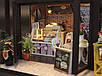 "3D Румбокс Кафе ""Coffee House"" DIY DollHouse, фото 4"