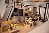 """3D Румбокс Кукольный Домик """"Give You Happiness"""" DIY DollHouse + защитный купол, фото 3"""