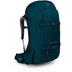 Рюкзак Osprey Farpoint Trek 55 Petrol Dark Blue 009.2053, КОД: 1702491
