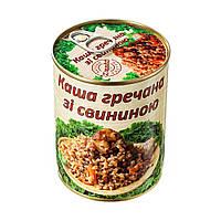 Каша гречневая со свининой Lappetit 340 г 4820177070073, КОД: 1598858