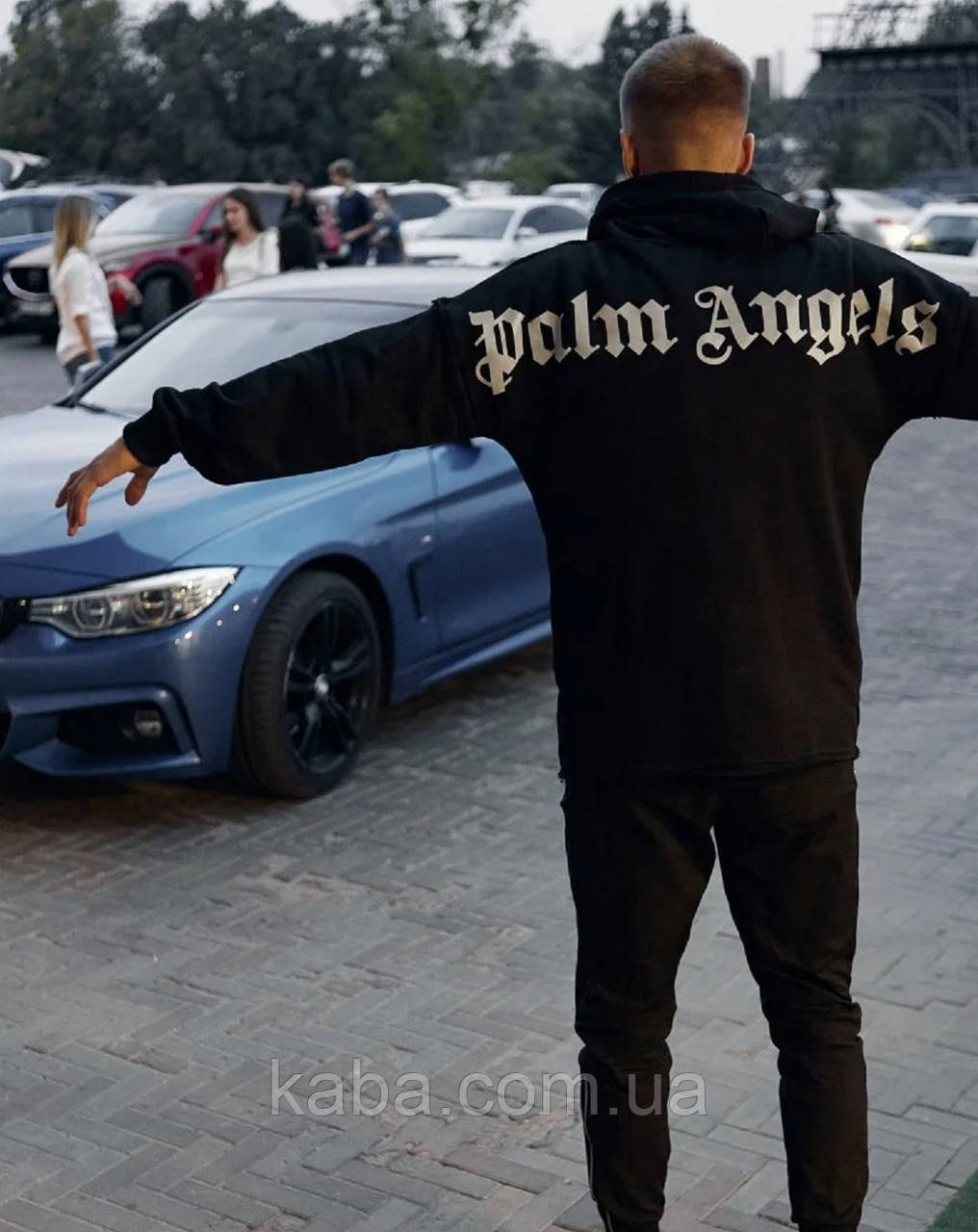 Худі Palm Angels унісекс