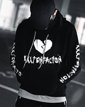Худі XXXTentacion чорне унісекс