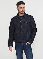 Мужская демисезонная куртка Gap М Темно-синяя 5051814-М, КОД: 1464756