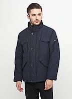 Мужская демисезонная куртка Paul Smith 50 Темно-синяя 7173085-50, КОД: 1462957