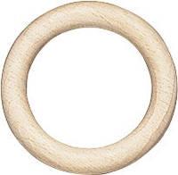 Деревянное кольцо Knorr Prandell Ø 85 мм натуральный бук hubfZBR28016, КОД: 1918191