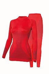 Комплект женского термобелья Haster UltraClima M-L Красный h0199, КОД: 124920