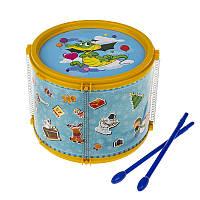 Барабан детский, большой Colorplast 1-004