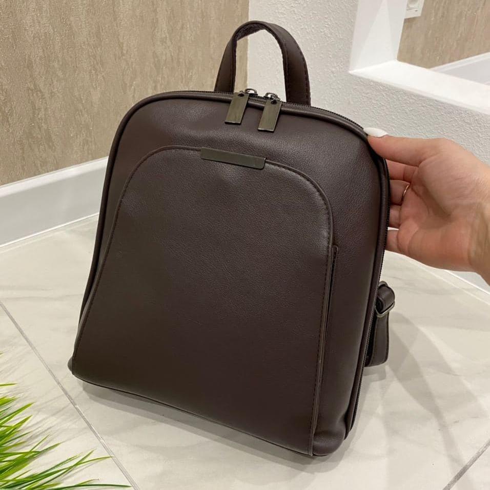 Женский рюкзак Джерси темно-сиреневый РДК46