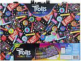 Crayola Набор в чемодане 110 предм. Тролли скрапбукинг кейс 04-0912 Trolls World Tour Inspiration Art Case, фото 2