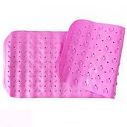 Коврик в ванную комнату, розовый №0901