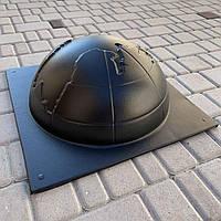 Формы для полусфер бетонных (форма для парковки), 438 на 190 мм