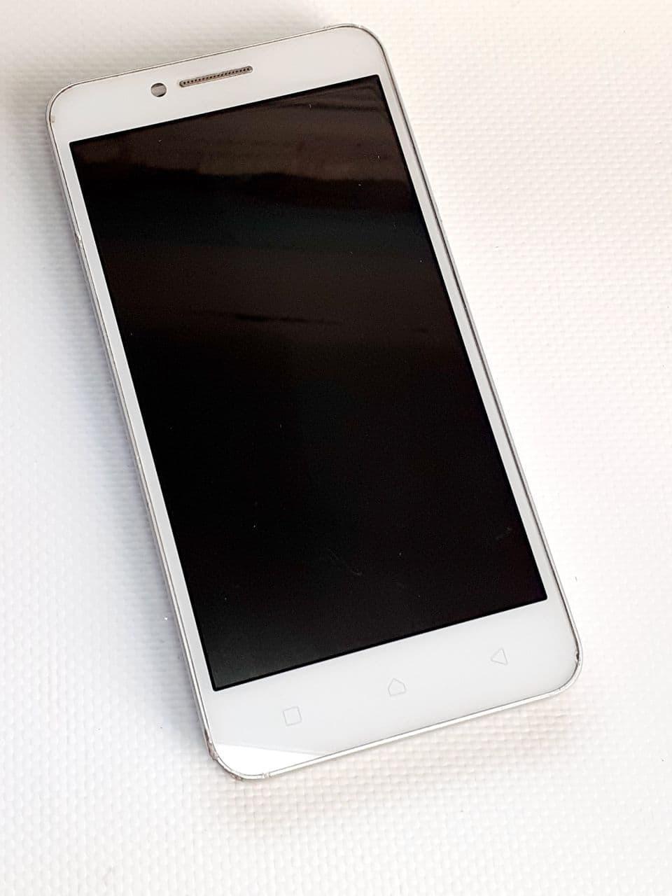 Модульний дисплей білий LENOVO VIBE C (A2020) оригінал б.у.