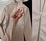 """Боди женский с длинным рукавом """"Rush"""", фото 2"""