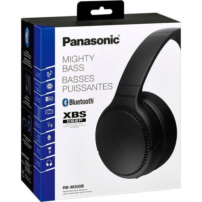 Наушники Panasonic RB-M300BGE-K Black