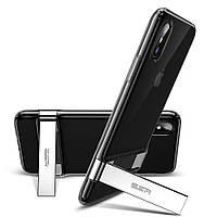 Чохол ESR для iPhone XS/X Air Shield Boost (Urbansoda), Clear Black (4894240071113)