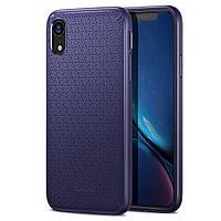 Чехол ESR для iPhone XR Kikko Slim, Blue (4894240071045)