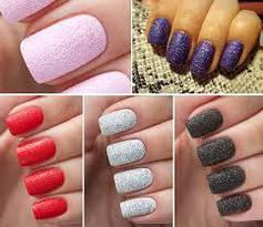 Бархатный песок для дизайна ногтей