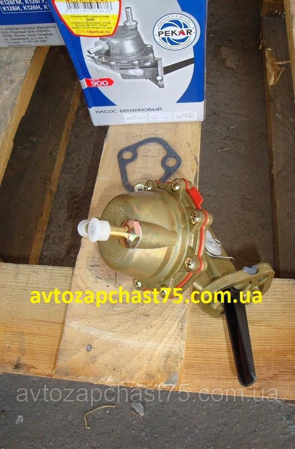 Насос топливный Уаз двигатель УМЗ (производитель Пекар, Санкт-Петербург, Россия)