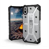 Чохол Urban Armor Gear для iPhone XS / X Plasma Series, Ice (IPHX-L-IC)