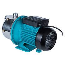 Насос відцентровий самовсмоктуючий 0.75 кВт Hmax 46м Qmax 50л/хв нерж AQUATICA (775097), фото 3