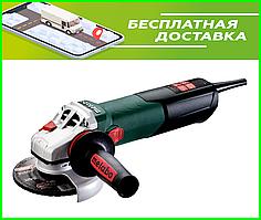 Угловая шлифовальная машина Metabo WEV 15-125 QUICK
