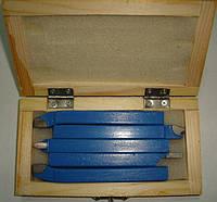 Набор токарных резцов по металлу 5шт. 10х10 (арт.23360)