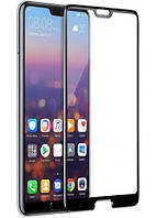 Защитное стекло 5D King Kong для Huawei P20 Pro, Black