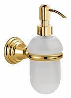 Дозатор жидкого мыла настенный Flab Canova 341/D