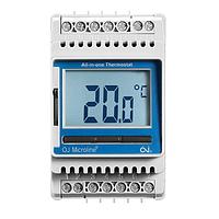 Терморегулятор на DIN-Шину  для теплого пола  ETN4-1999, фото 1
