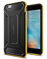 Чехол Spigen для iPhone 6s Plus / 6 Plus Neo Hybrid Carbon, Reventon Yellow