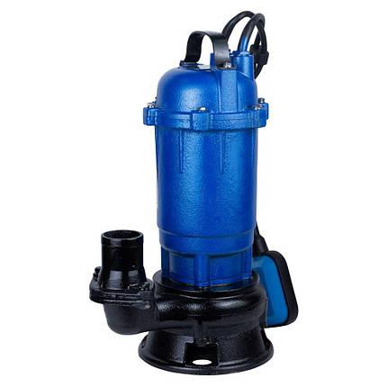 Насос канализационный 1.1кВт Hmax 10м Qmax 250л/мин AQUATICA mid (773381), фото 2