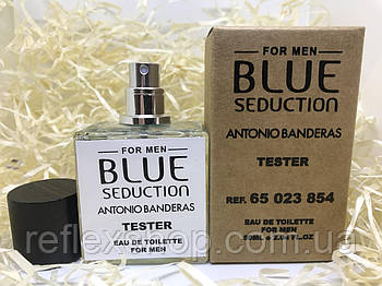 Тестер Antonio Banderas Blue Seduction 50ml (копия)