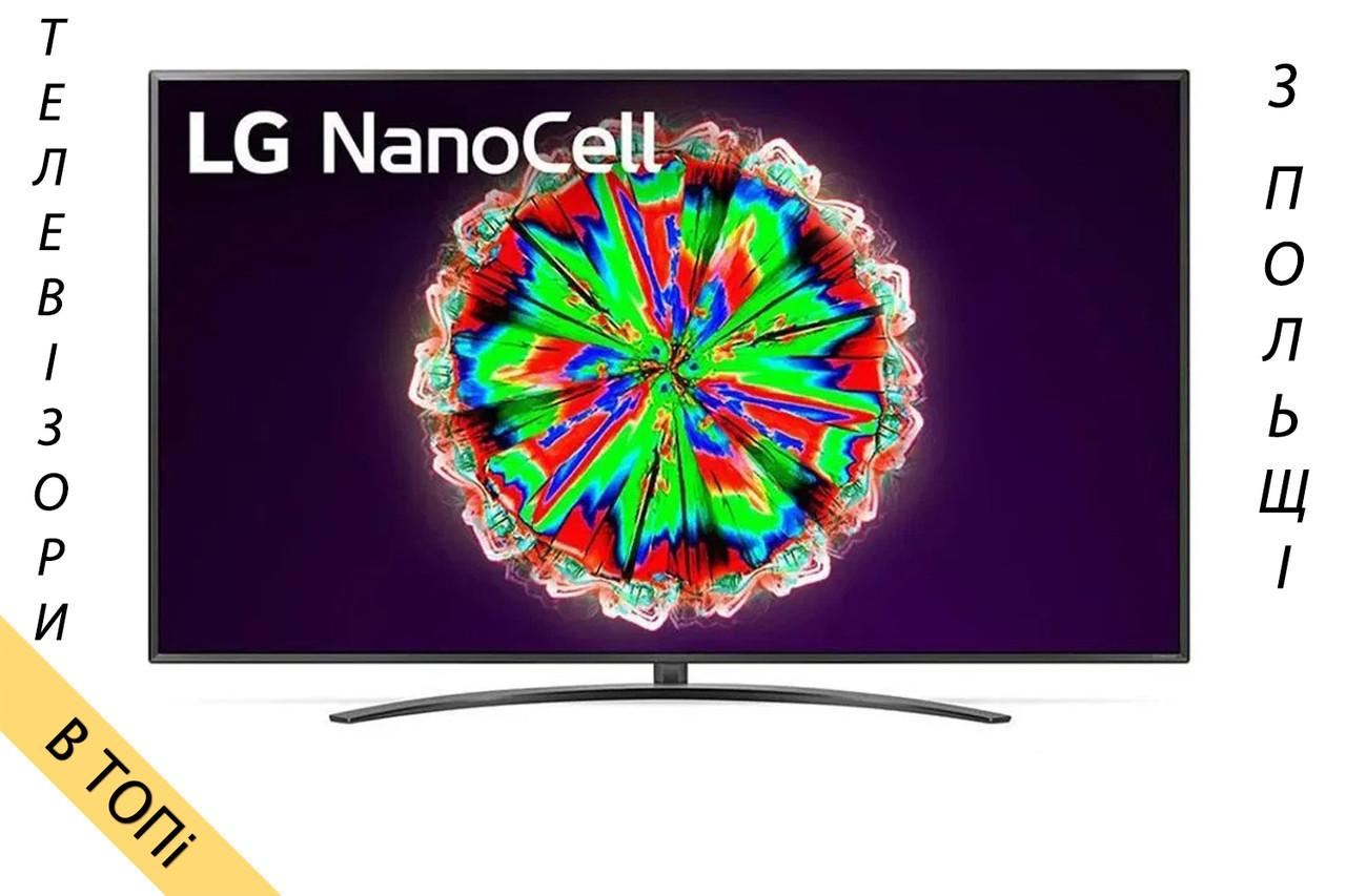Телевизор LG_55NANO793 Smart TV NanoCell 4K/UHD T2 S2 + пульт Magic из Польши