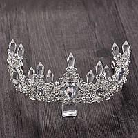 Детская хрустальная корона для праздников