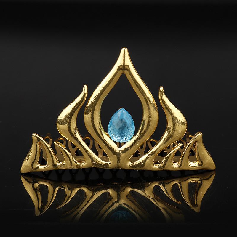 Металлическая корона Эльзы