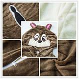 Кигуруми пижама Бурундук, кигуруми Бурундук для взрослых / Kig - 0051, фото 6