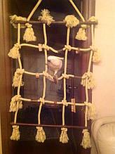 Мотузкова Мережу для великих папуг