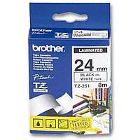 Лента для принтера этикеток Brother TZE251
