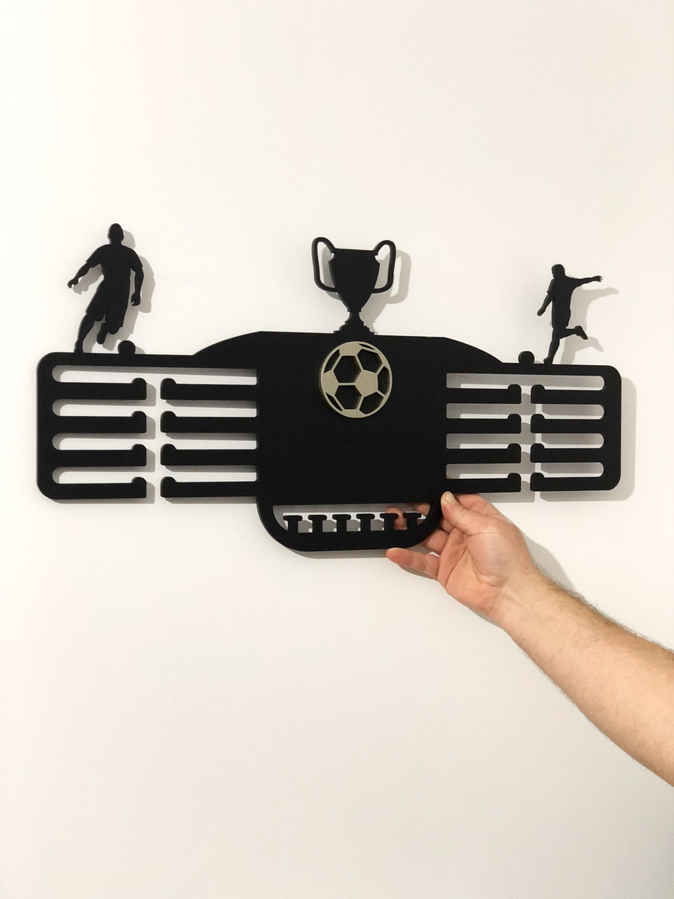 "Медальница ""Футбол 5"", LaserBox 492"