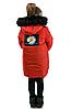 Детские зимние куртки для девочек, фото 6