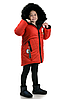 Детские зимние куртки для девочек, фото 10