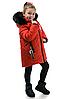 Детские зимние куртки для девочек, фото 8