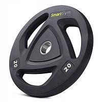 Диск олимпійский SmartGym 25kg