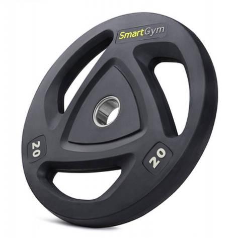 Диск олимпійский SmartGym 25kg, фото 2