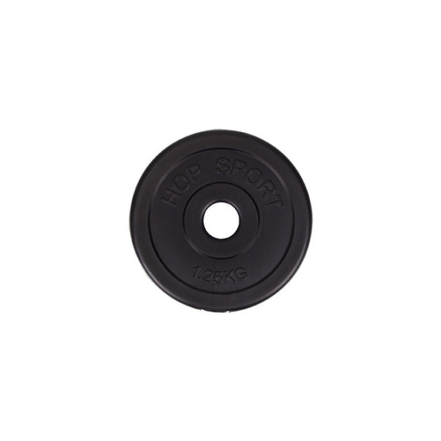 Диск металевий Hop-Sport 1,25 кг