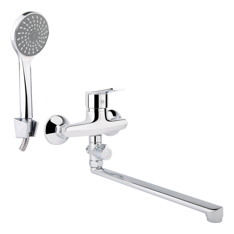 Смеситель для ванны Lidz (CRM)-20 38 005 02