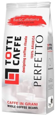 Totti Caffe Perfetto 1 кг кофе в зернах 100% арабика
