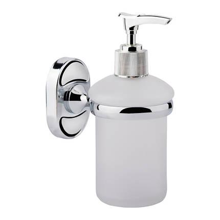 Дозатор для жидкого мыла Lidz (CRM)-114.02.02, фото 2
