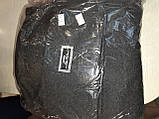Теплый  спортивный костюм трехнить на флисе + шапка в комплекте размер: 42-44, 46-48,50-52, фото 4