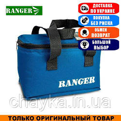 Термосумка универсальная Ranger HB5-5Л; 5л. 17х22х15см. Сумка термос Ренжер RA 9917.
